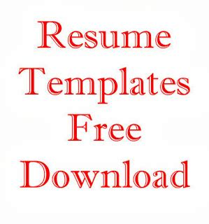 Resume formats for be freshers free downloads